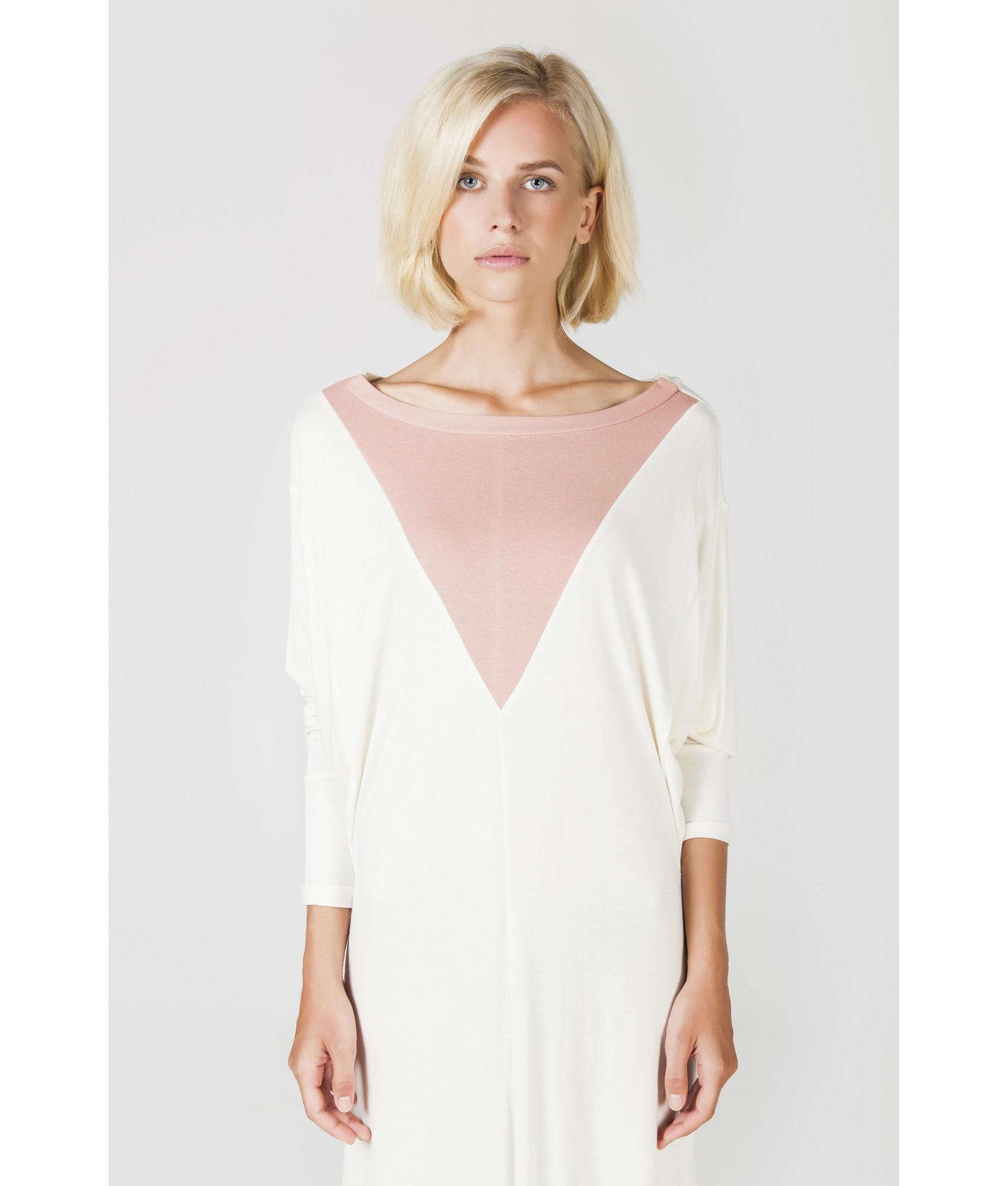 fb75b79e6d0 Bílé úpletové šaty · Bílé úpletové šaty ...