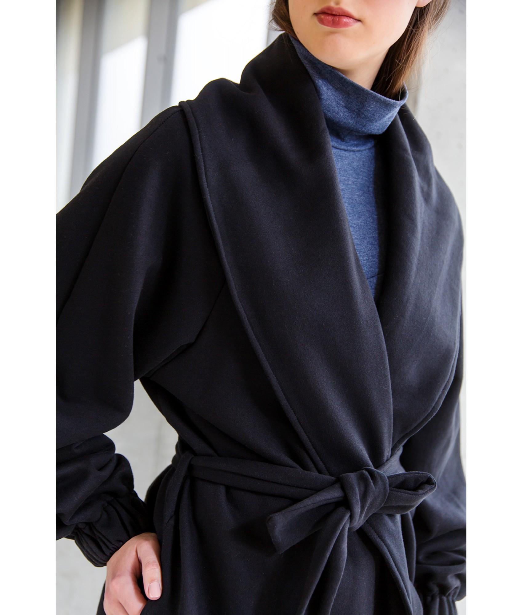 Černý kabát No. 45