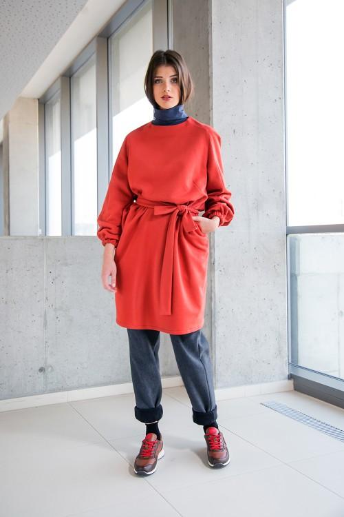 Červené šaty No. 31
